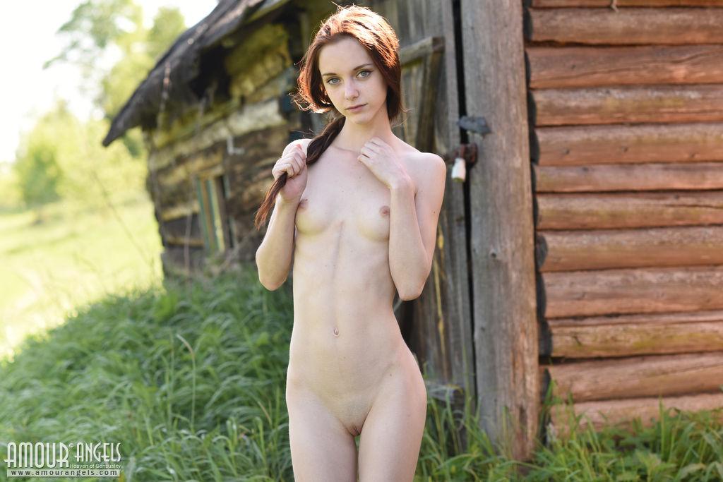 Teen russian nude art photos have