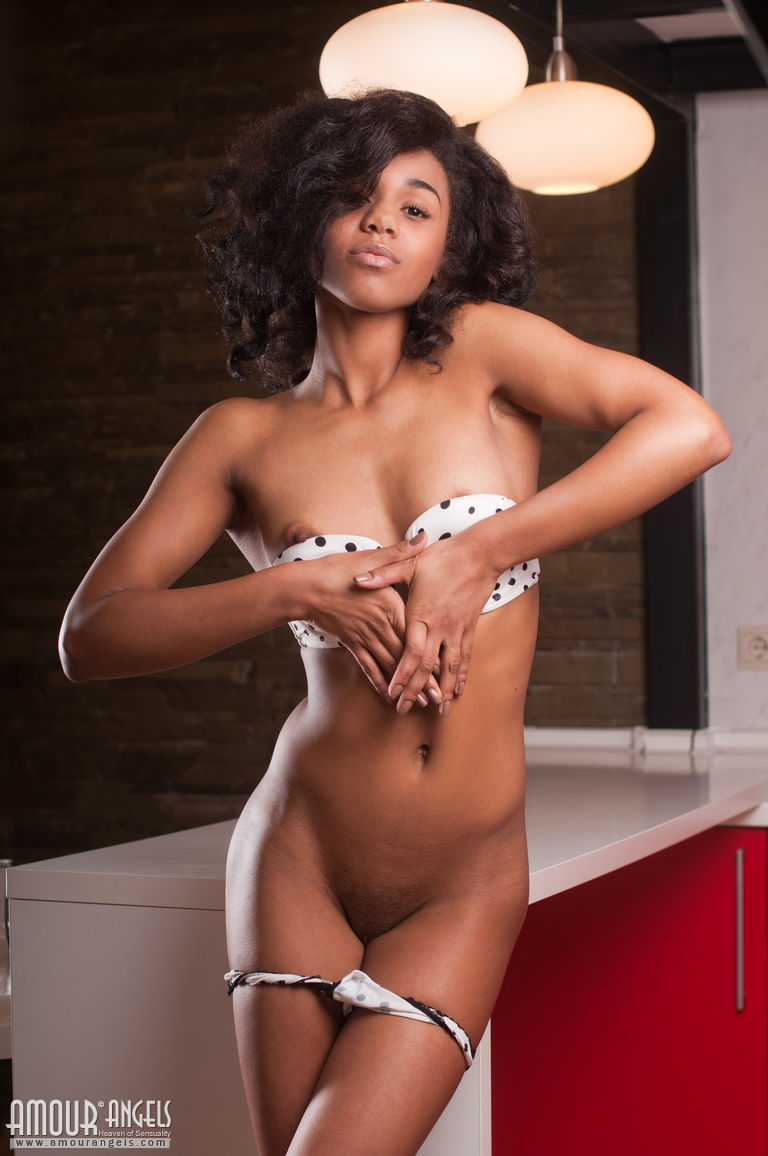 Cute Ebony Teen Schoolgirl Has Taken A Lot More To Show Than Her Own ...